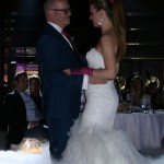 April - first dance